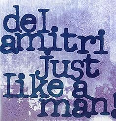 "For Sale - Del Amitri Just Like A Man USA Promo  12"" vinyl single (12 inch record / Maxi-single) - See this and 250,000 other rare & vintage vinyl records, singles, LPs & CDs at http://eil.com"