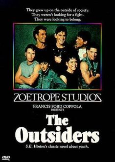 The Outsiders - Supplemental Materials; has great discussion questions