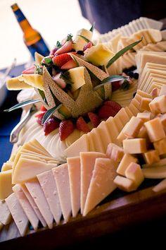 Cheese and Fruit.#Сarde #PutDownYourPhone.