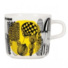 Home: Eleven Tea-Worthy eBay Mugs (Marimekko in Good Company Siirtolapuutarha Mug | eBay)