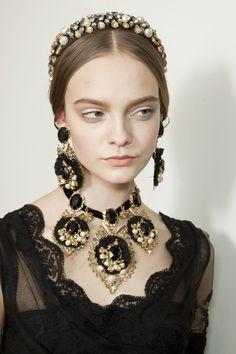 Dolce and Gabbana Fall 2012