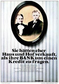 """Original-Werbung/ Anzeige 1969 - IMAGEANZEIGE """"BANKEN"""" - ca. 180 x 240 mm"""