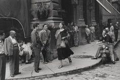 Ruth Orkin. A young American girl in Rome