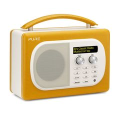 Buy Pure Evoke Mio DAB Radio, Seagrass from our Radios range at John Lewis. Jazz Radio, Tesco Direct, Digital Radio, Retro Radios, Antique Radio, Transistor Radio, Music System, Sugar And Spice, Discount Designer