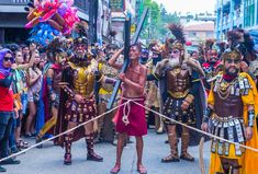 17 Most Beautiful Fairs and Festivals in Philippines Moriones Festival, Sinulog Festival, Black Nazarene, Air Balloon Festival, Fairs And Festivals, Filipina, Philippines, Most Beautiful, Princess