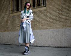 New York Fashion Week SS2015 - Irene Kim - West Side Highway