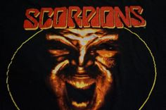 Vintage Scorpions Face The Heat 1994 T-Shirt