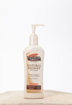 Palmers Natural Bronze Body Lotion | Forever 21 - 1000179909