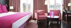 Superior room, Design Hotel Elysees Regencia Paris - 4 star hotel Champs Elysees