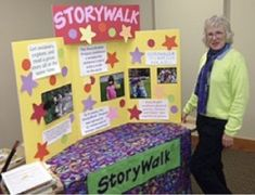 "Take a walk and read a story?  Say what?!  Try out the StoryWalk on the nature trail at the Carbon Valley Regional Library during ReadCon September 26.  Enjoy the day and the view from the library's ""backyard"" and share the story that will be posted along the trail. Visit www.readcon.us for more details."