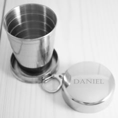 Engraved World's Greatest Collapsible Cup Keyring: Item number: 3561352947 Currency: GBP Price: Wedding Gifts For Families, Gifts For Family, Gifts For Dad, Personalised Gift Shop, Personalized Birthday Gifts, Christmas Gifts For Him, Birthday Gift For Him, Usher Gifts, Bride Gifts