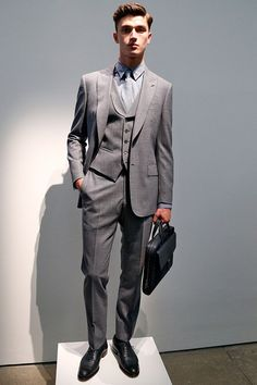 Gieves & Hawkes SS15