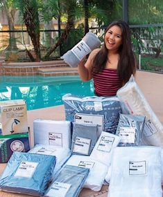 @hannah_halilil knows OCM has her back when it comes to the looming college packing process! Find these dorm essentials and so many more at ocm.com. Take 15% off your Dorm Bedding order with code JUNE15. And remember- Value Paks are guaranteed to fit & ship FREE! .  .  .  #bedding #bedroom #designgoals #ocmcollegelife #dormgoals #dormdecor #mattresstoppers #bedding #campusliving #findyourstyle #dorm #dormlife #student #universityapproved #discount #june15 #freeshipping #guaranteed #valuepak