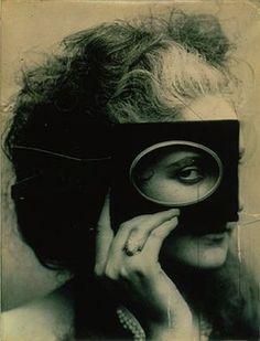 Self Portrait, Virginia Oldoini, Countess di Castiglione