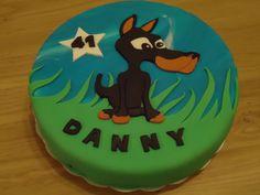 taart hond