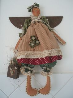 ginger anjo by Tia Fada, via Flickr