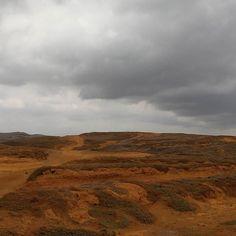 Der Weg zum #greensandbeach. So muss es auf dem Mars aussehen. #hawaii #bigisland