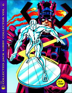 JK Collector—Galactus and the Silver Surfer