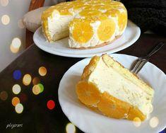 Tort cu portocale Dairy, Cheese, Desserts, Food, Tailgate Desserts, Deserts, Essen, Postres, Meals