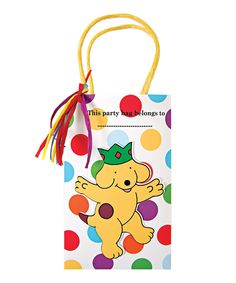 Meri Meri Spot Party Bag - Set of Eight