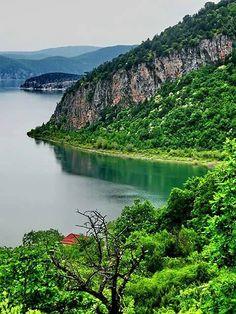 Great Prespa lake, Florina, W.Macedonia - Greece
