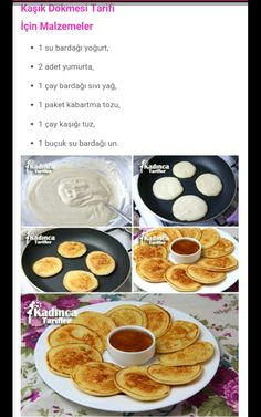 Pancakes, Breakfast, Recipes, Food, Morning Coffee, Crepes, Griddle Cakes, Rezepte, Food Recipes