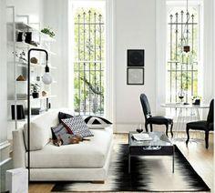 Lampe Glühbirnenform schwarz weiß stehlampe