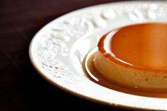 pumpkin leche flan half by ivoryhut, via Flickr