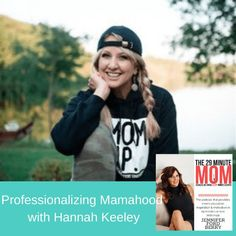 """Hannah Keeley is the host of the television series, """"Hannah, Help Me!"""", the author of """"Hannah Keeley's Total Mom Makeover,"""" and the founder of Mom Mastery University. Hannah is also the host of the Crazy Blessed Podcast and mom of 8 children!! And she home schools! Hannah loves helping moms create better lives with her typical """"no excuses"""" method. Busy Life, Life Is Good, Mom, Schools, Blessed, University, Author, Create, Children"""