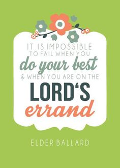 Elder M. Russell Ballard | More viral quotes from LDS general conference | Deseret News