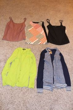 Clothing, Shoes & Accessories Lot Of 3 Morbid Threads Cherry Top S Divided Red Shorts 4 Union Bay Racer Top Sm Mixed Items & Lots