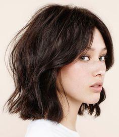 Hair hair styles hair color hair cuts hair color ideas for brunettes hair color ideas Medium Hair Styles, Short Hair Styles, Cool Haircuts, Great Hair, About Hair, Big Hair, Hair Today, Pretty Hairstyles, Asian Hairstyles
