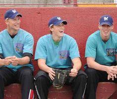 Jordan, Jared and Marc Staal