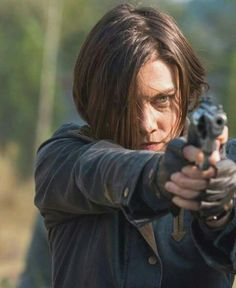 The widow's alive, guns a'blazin'!