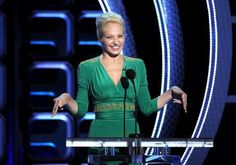 Ellen Barkin, a reported kind-hearted actress, has expressed her hope for Hurricane Isaac to wash away attendees of the National Republican Convention and drown them in the ocean.