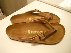 BIRKENSTOCK Sandals Sold for $50