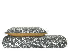 Designer Bettwaren & Badtextilien | MADE.com Industrial Design, Designer, Ottoman, Chair, Modern, Furniture, Home Decor, Living Room Decor, Industrial Style