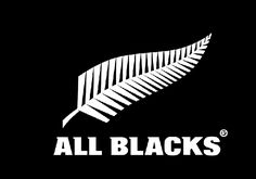 The All Blacks - rugby team of New Zealand