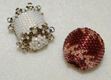 How Do I Cover a Bead with Peyote Stitch? - Daily Beading Blogs - Blogs - Beading Daily