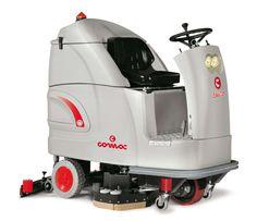 Comac Flexy Scrubber Dryer Cleaning Machine - Hire & Sale