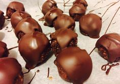 Read our delicious recipe for Chocolate Heaven Balls, a recipe from The Healthy Mummy, which will help you lose weight with lots of healthy recipes.