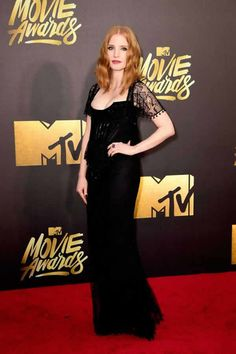 Jessica Chastain Best And Worst Dressed At The Mtv Movie Awards