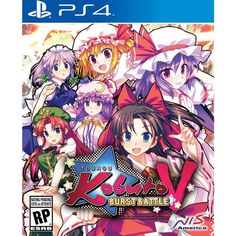 Just added to PlayStation 4 on Best Buy : Touhou Kobuto V: Burst Battle - PlayStation 4