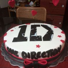 Torta one direction