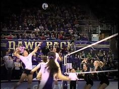 I miss volleyball   2010 UW Volleyball
