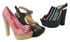 Groupon - Jacobies Women's Assorted Wedges and Pumps. Groupon deal price: $14.99
