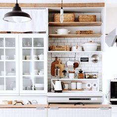 目指すのはおしゃれで楽しいキッチンカフェ風キッチンを作ろう