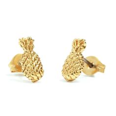 Bing Bang Pineapple Studs, it's a party all year round with these guys!