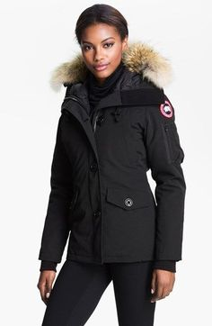 Canada Goose 'Montebello' Down Parka available at #Nordstrom