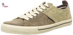 Tommy Hilfiger - Varsity 1B - , homme, brown (marrone (923)), taille 44 - Chaussures tommy hilfiger (*Partner-Link)